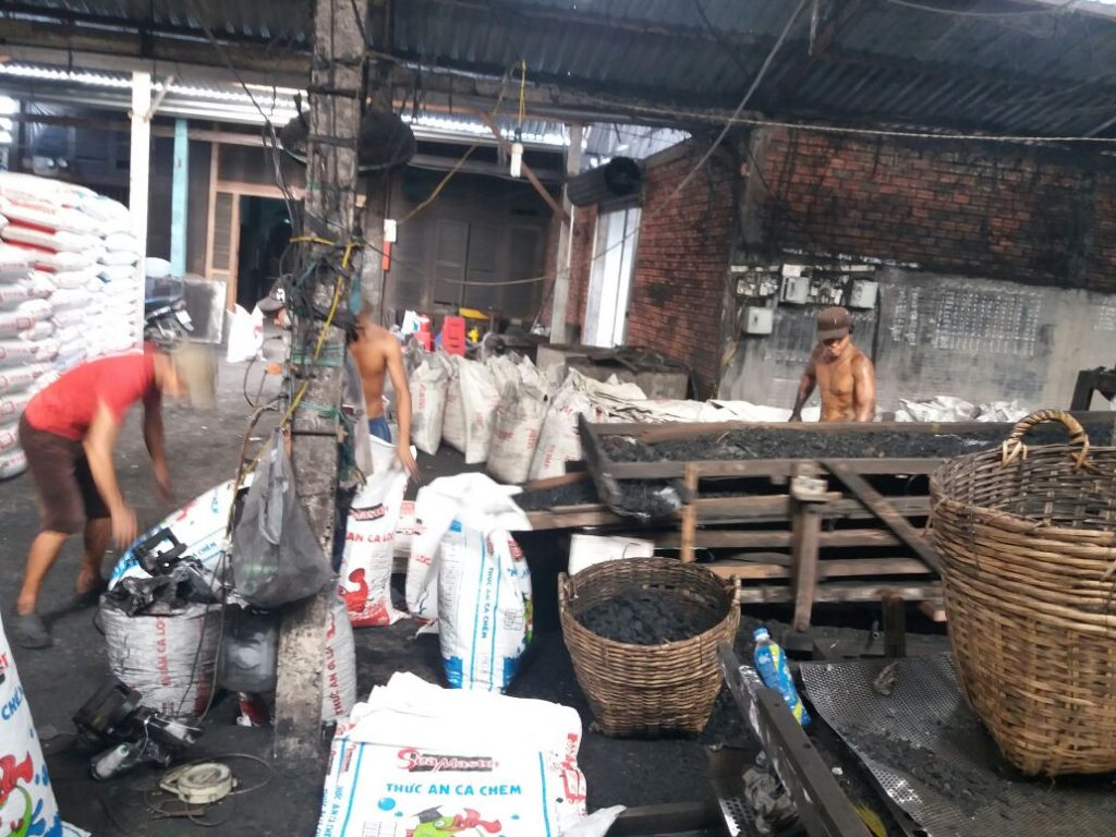coconut shell charcoal manufacturers