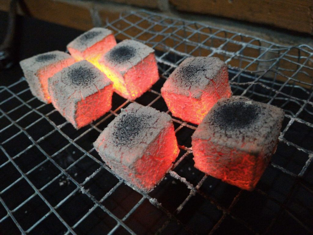 bbq charcoal suppliers