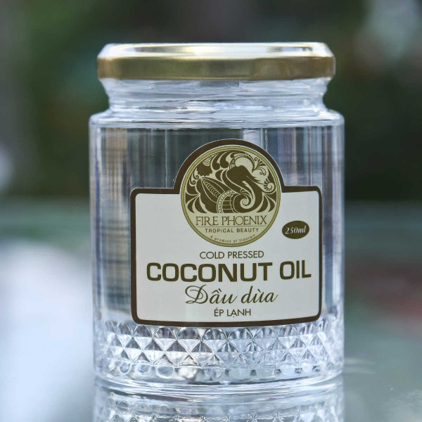 Coconut oil manufacturers in Vietnam -Good quality and competitive price