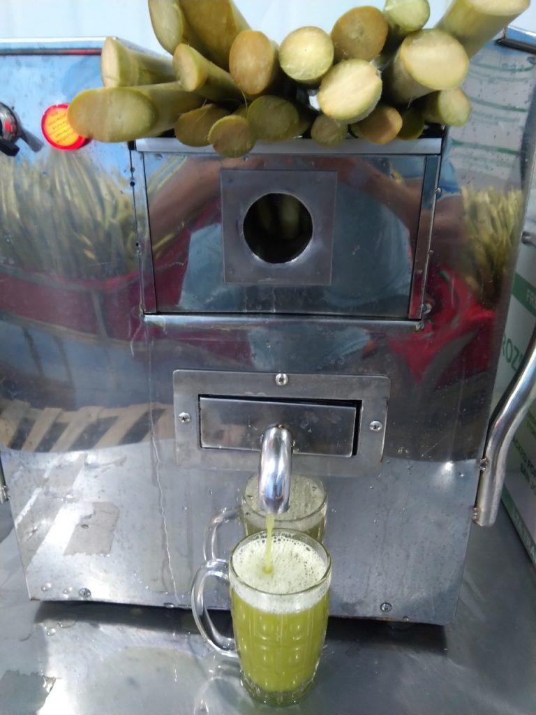Sugarcane juice supplier
